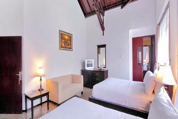 Royal Tunjung Villa And Spa Bali - Super Deluxe Room  Hot Deal 50%