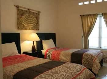 The Sriwijaya Hotel Padang - Deluxe Room Regular Plan