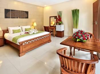 The Vie Villa Bali - One Bedroom Shared Pool Villa Room Only  Promosi Spesial diskon 50%