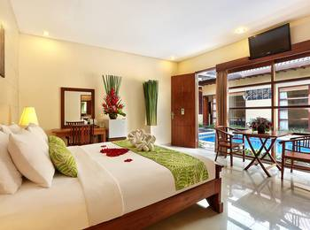 The Vie Villa Bali - One Bedroom Shared Pool Villa With Breakfast Promosi Spesial diskon 50%