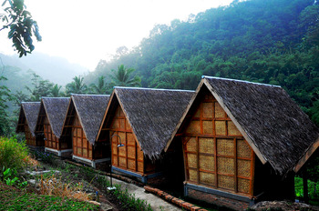 ArusLiar Bukit Bambu Cottages