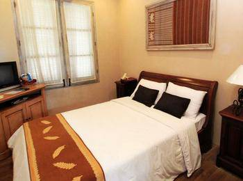 Kayu Arum Resort Salatiga - Standar Room Double Regular Plan