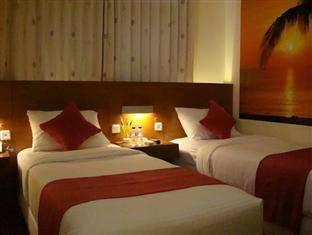 Lovender Guest House Malang - Deluxe Twin Room with Brekafast Regular Plan