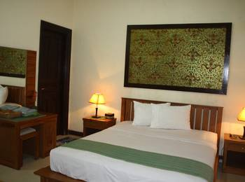 OmahKoe Hotel Yogyakarta - Kamar Deluxe Regular Plan