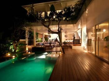 Villa Umah Pesisi Bali - Three Bedroom Pool Villa Regular Plan