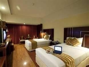 Savoy Homan Bandung - Deluxe Room Twinbed Promo bulan Mei