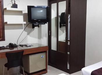 Blessing Residence Jakarta - Deluxe Twin Room Regular Plan