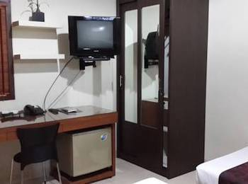 Blessing Residence Jakarta - Deluxe Double Room Regular Plan
