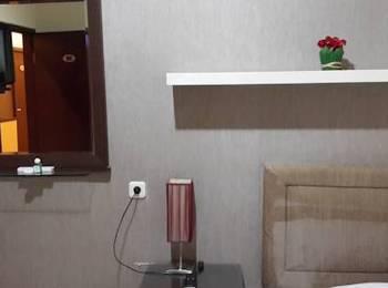 Blessing Residence Jakarta - Deluxe Double Room Regular Plan
