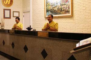 Hotel Jayakarta Anyer Serang - Reception