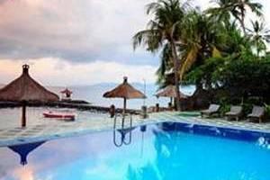 The Rishi Candidasa Beach Hotel Bali - Pool