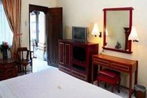 The Rishi Candidasa Beach Hotel Bali - Bungalow