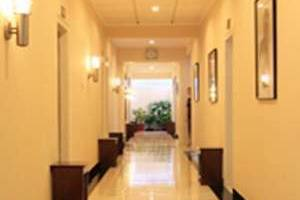 Catur Warga Hotel Lombok - Corridor
