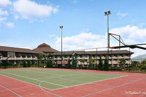 The Singhasari Resort Batu - Tennis1