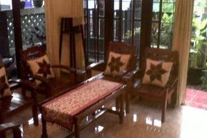 Pringgodani Yogyakarta - Living Room