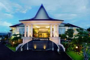 Aston Tanjung Pinang - Front View
