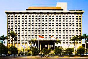 Sari Pan Pacific Jakarta Jakarta - Facade