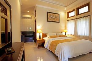 Artini 3 Cottages Bali - Deluxe Double