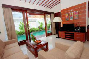 Grania Bali Villas Bali - Living Room