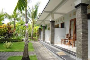 Ayu Guna Inn Uluwatu - Terrace