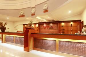 Plaza Hotel Tegal - Receptionist Desk