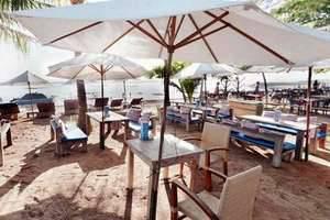 Ajanta Villas Bali - Beach Terrace