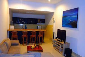 Magic of Bali Villa Bali - Living Room