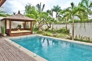 The Christin Villas Bali - Swimming Pool