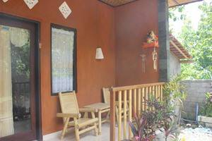 Balangan Cottage Bali - Standard Room Terrace