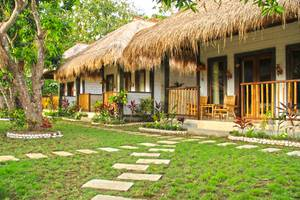Balangan Cottage Bali - External Appearance