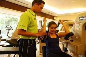Yogyakarta Plaza Hotel Yogyakarta - Fitness Room