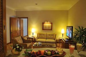 Yogyakarta Plaza Hotel Yogyakarta - Living room