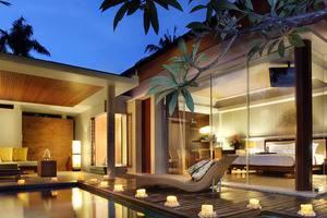 Bali Mandira Beach Resort & Spa Bali - Club pool Villa