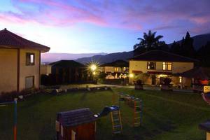 The Jayakarta Cisarua Bogor - View of night