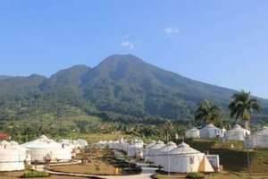 Highland Park Resort Bogor - View