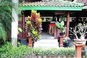 Hotel Galuh Prambanan - Restaurant