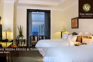 The Media Hotel Jakarta - Tower Room