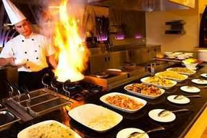 Hotel Grand Artos Magelang - Restaurant