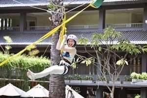 HARRIS Resort Kuta Beach Bali - Flying Fox