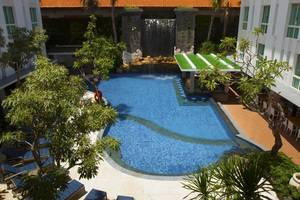Bintang Kuta Hotel Bali - Swimming Pool (high)