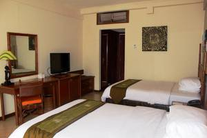 Holiday Resort Lombok - Garden Chalet Twin Room