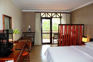 Holiday Resort Lombok - Double Bed Garden Chlaet Room