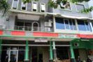 Hotel Chadea Inn Yogyakarta - front hotel