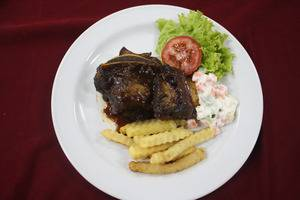 Grand Orchid Solo - Roasted Beef Ribs