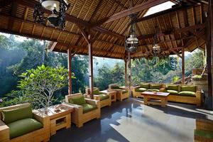 Tjampuhan Hotel Ubud - Lobby