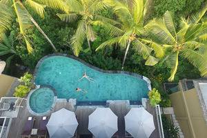 Wapa di Ume Bali - Infinity Pool