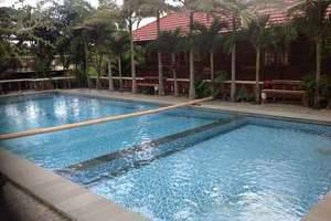 Aquarius Orange Resort Bogor - Swimming Pool