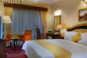 Blue Sky Pandurata Jakarta - Double bed