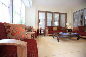 Rama Garden Hotel Bali - Lobby Lounge