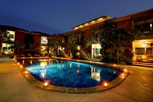 Rama Garden Hotel Bali - Swimming Pool
